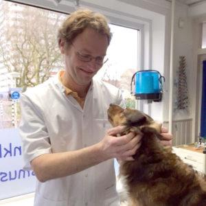 Lennart van Kranenburg dierenarts